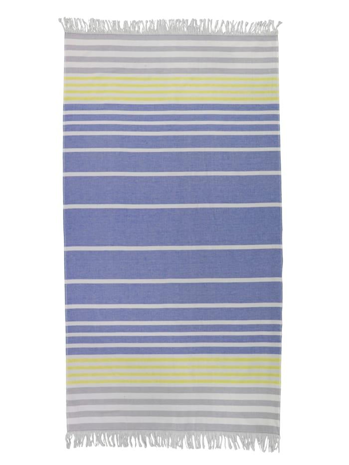 jilda-tex Hamamtuch 'Summer Stripes Yellow', Multi