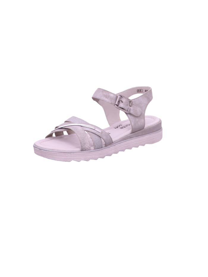 Remonte Sandalen/Sandaletten, beige