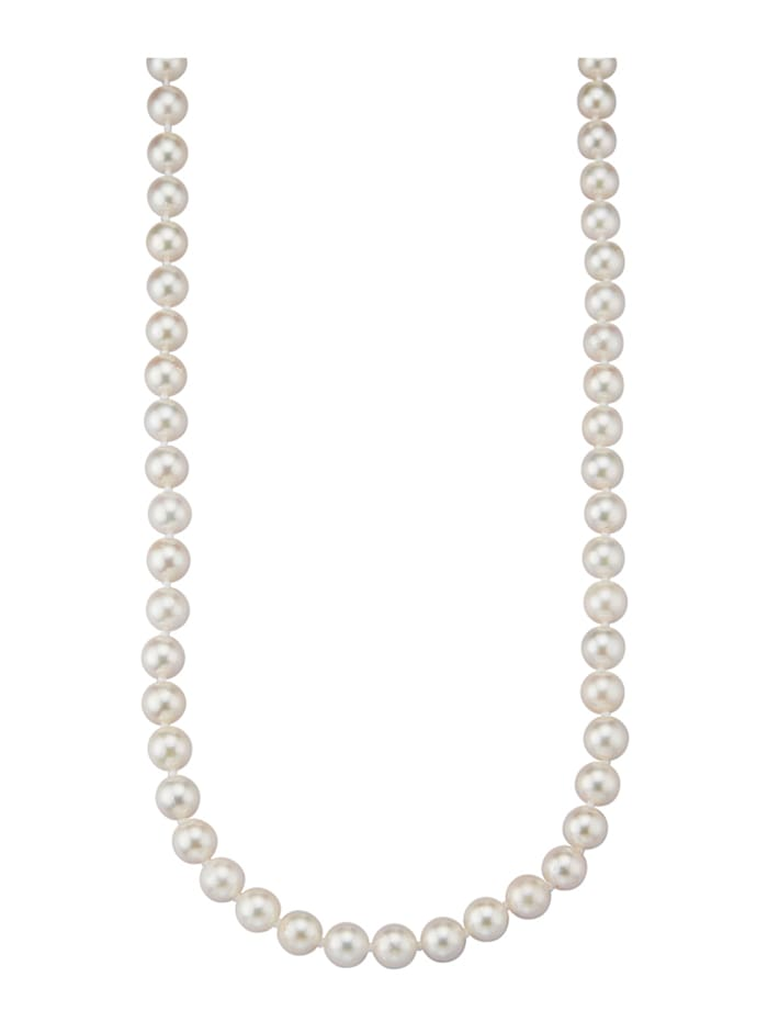 Diemer Perle Collier, Weiß