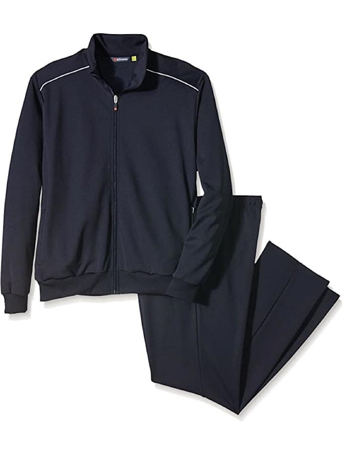 Schneider Sportwear Schneider Sportwear Trainingsanzug LOUIM, Dunkelblau