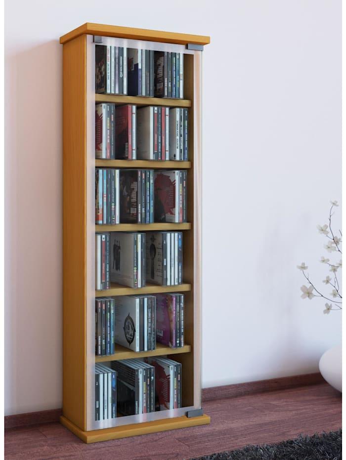 VCM Classic  | DVD / CD-Regal Rack Möbel
