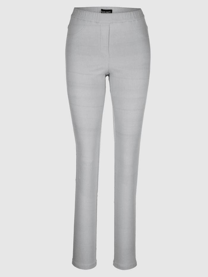 Joustavavyötäröiset kapeat housut