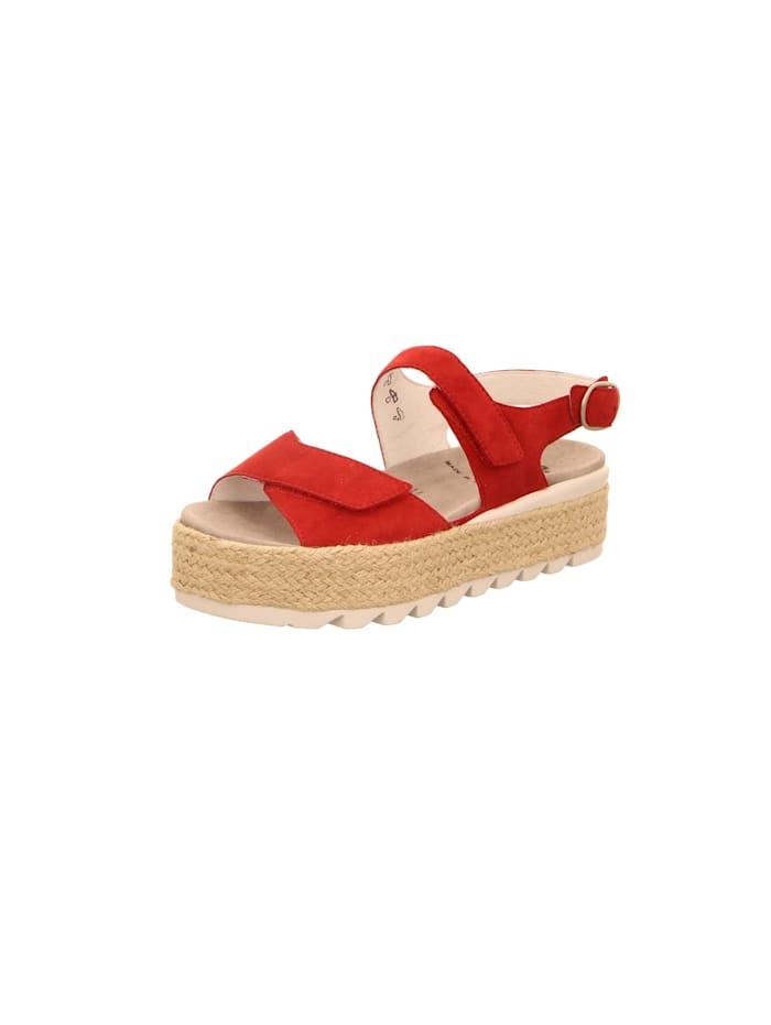 Semler Sandale Sandale, rot