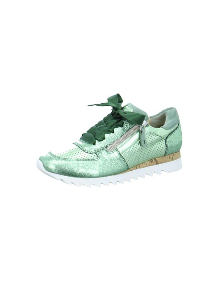 Paul Green Schnürschuhe, grün