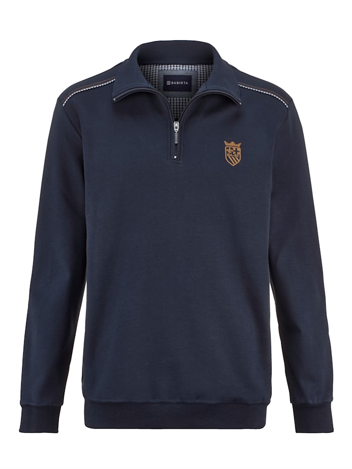 BABISTA Sweat-shirt, Marine