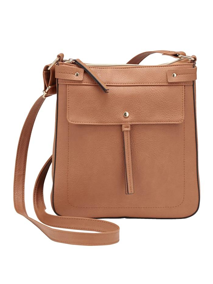 Handtasche, Braun