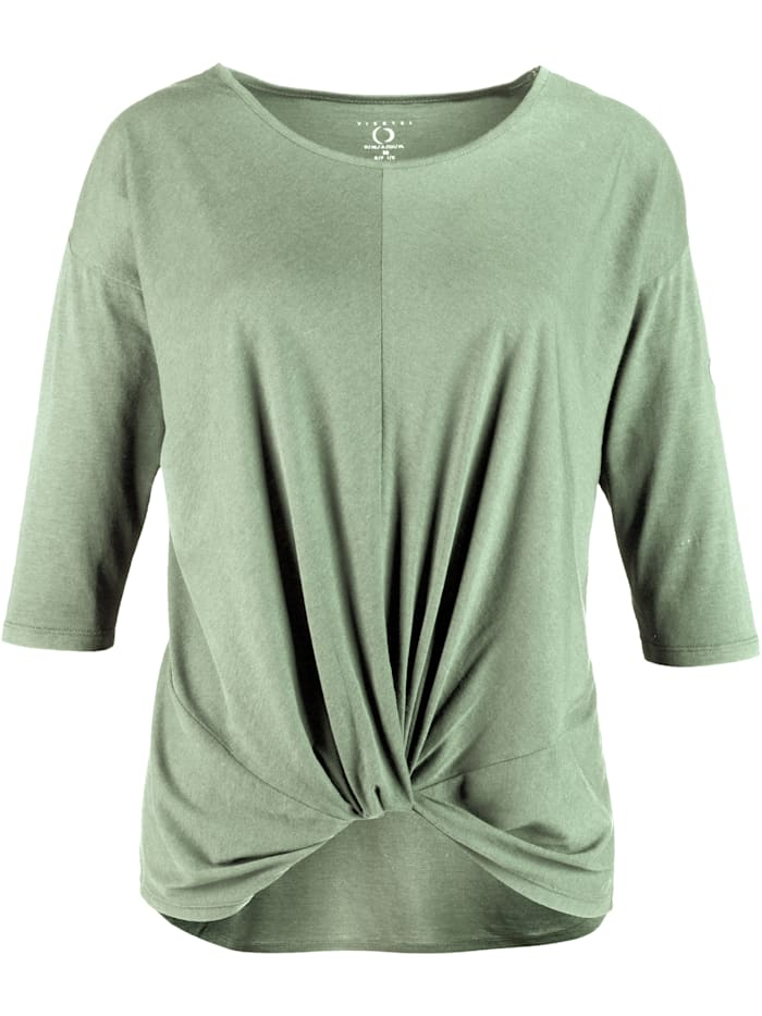 DEPROC ACTIVE MORAY TOP WOMEN Funktionsshirt mit Rund-Ausschnitt, grün