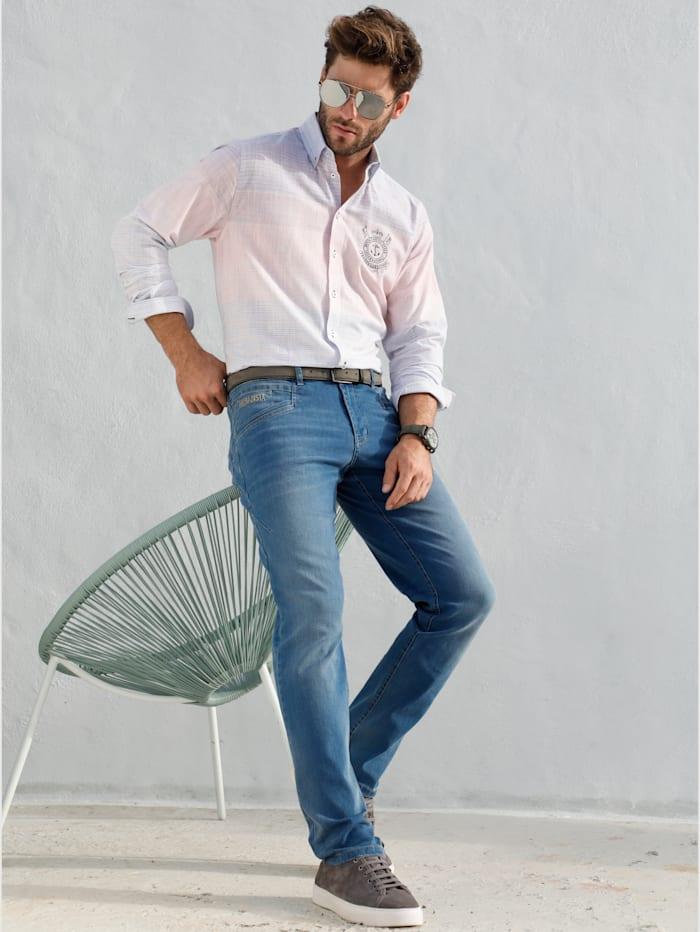 """BABISTA Jeans mit der Funktionsfaser """"T400"""", Hellblau"""