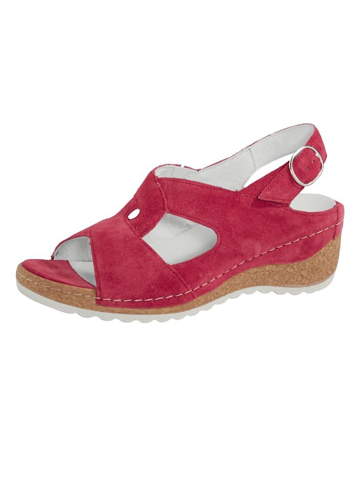 Waldläufer Sandale, Pink