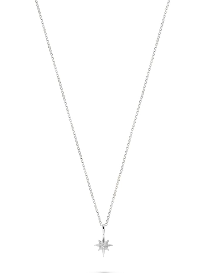 Guido Maria Kretschmer Guido Maria Kretschmer Damen-Kette Guido Maria Kretschmer 925er Silber 1 Diamant, silber
