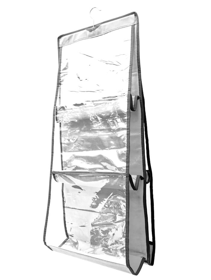 UBTC Hängande förvaring för handväskor, vit