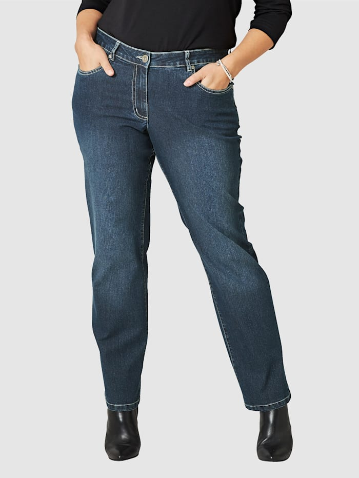 Straight Cut Jeans Paula
