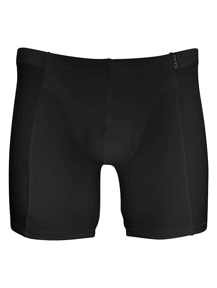 Skiny Pant Ökotex zertifiziert, black