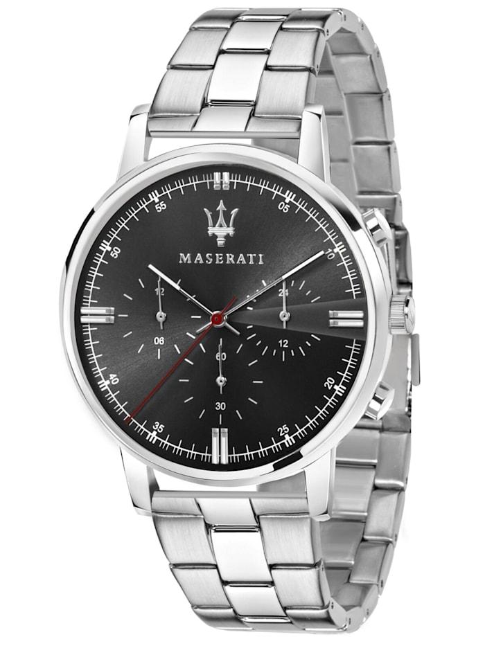Maserati Herren-Chronograph Eleganza, Anthrazit