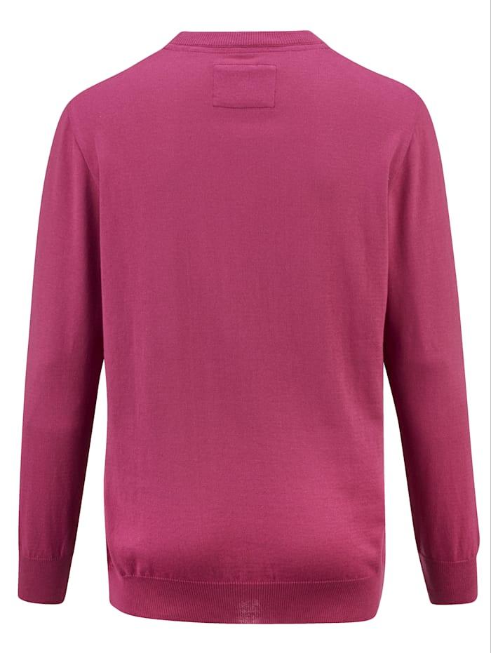 Pullover aus pflegeleichter Qualität