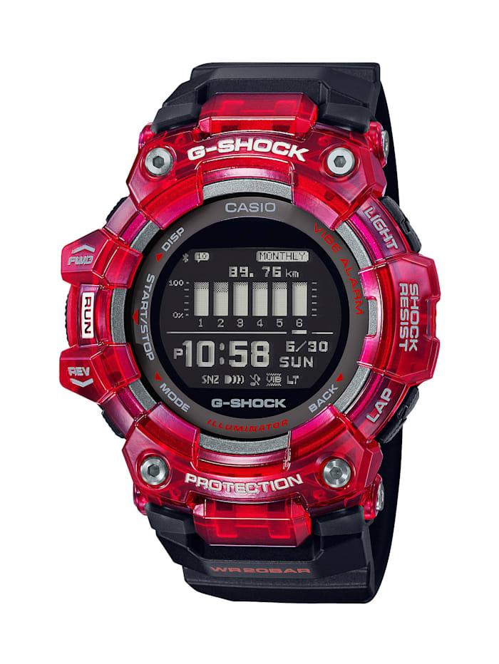Casio Herren Smartwatch GBD-100SM-4A1ER, Schwarz