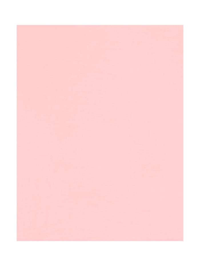 Schal mit kurzen Fransen