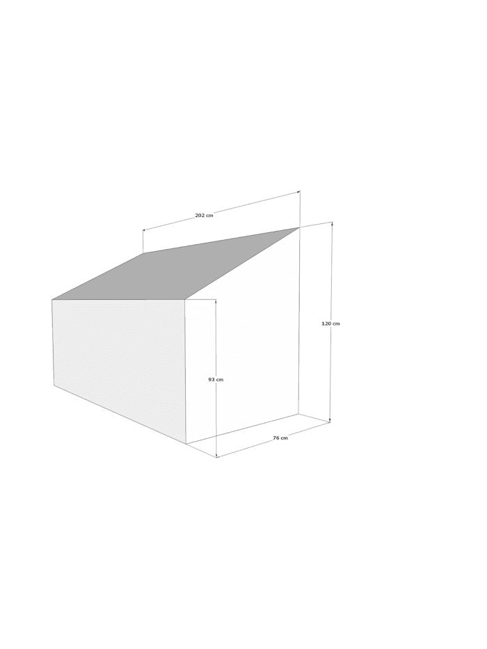 Schutzhülle Abdeckung Abdeckplane  Gartenmöbel 17tlg Set