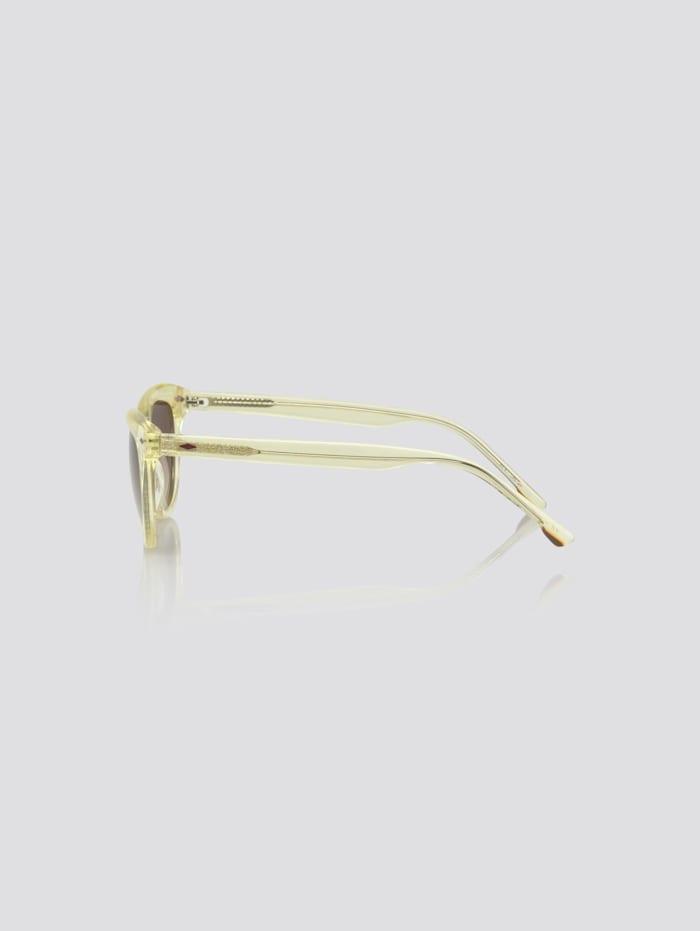 Wayfarer Sonnenbrille mit getönten Gläsern