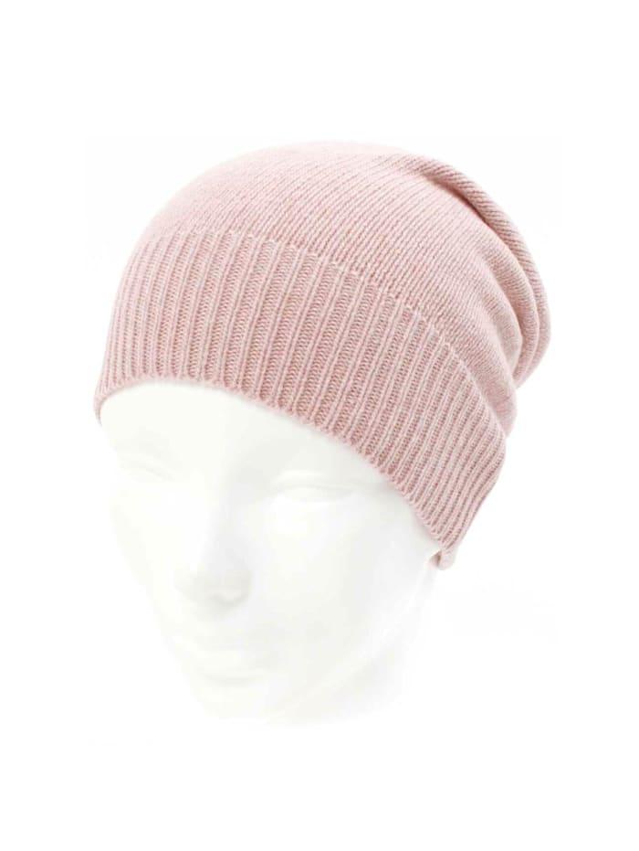 SAMAYA Strickmütze Nosh, rosa/pink