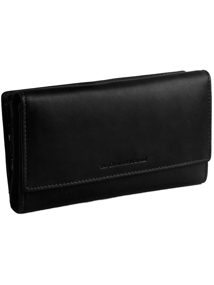The Chesterfield Brand Jill Geldbörse RFID Leder 18 cm, schwarz