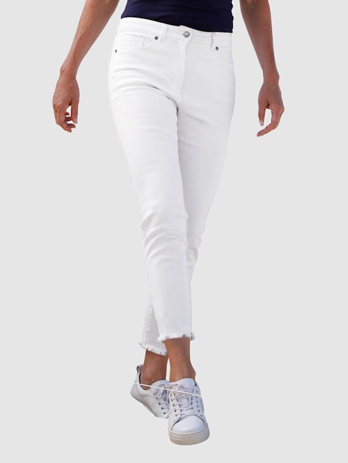 Dress In Jeans Sabine extra slim, Weiß