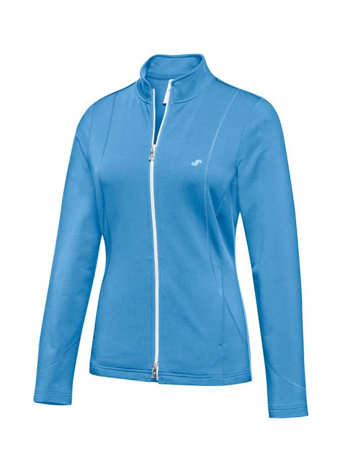 JOY sportswear Freizeitjacke DORIT, azur