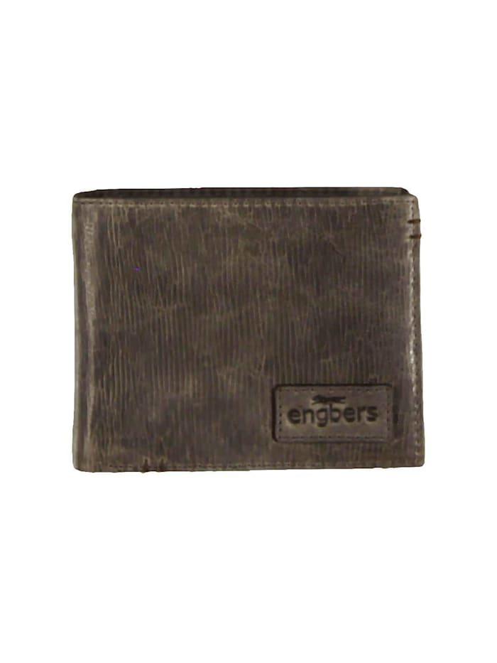 Engbers Portemonnaie, Braunbeige