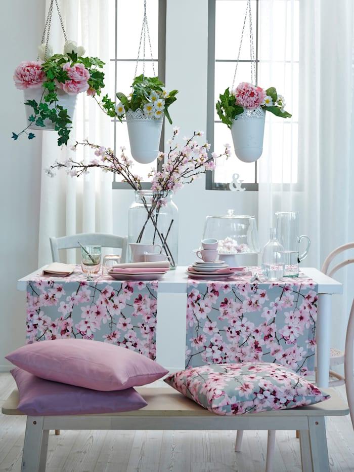 Apelt Kissenhülle 'Torino', rosé
