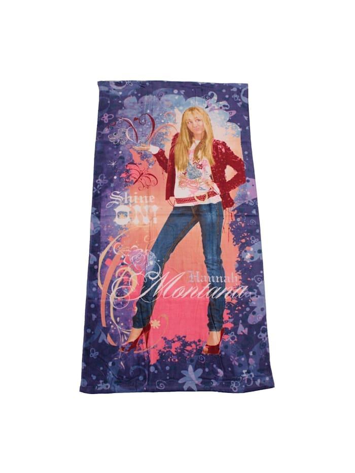 HTI-Living Strandtuch Hannah Montana Shine, Bunt