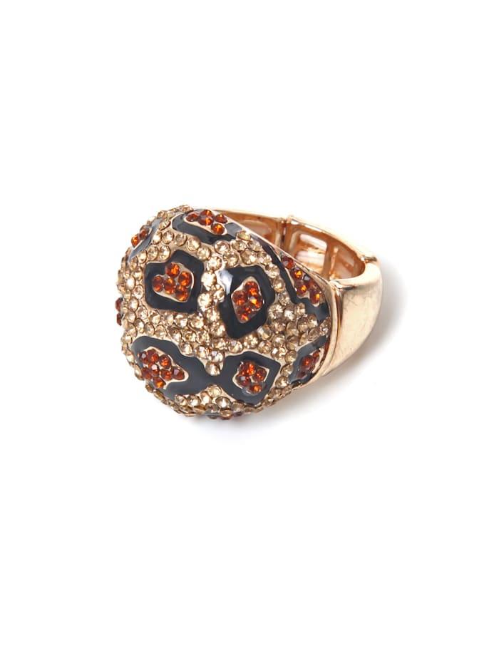 Collezione Alessandro Ring Lina, braun