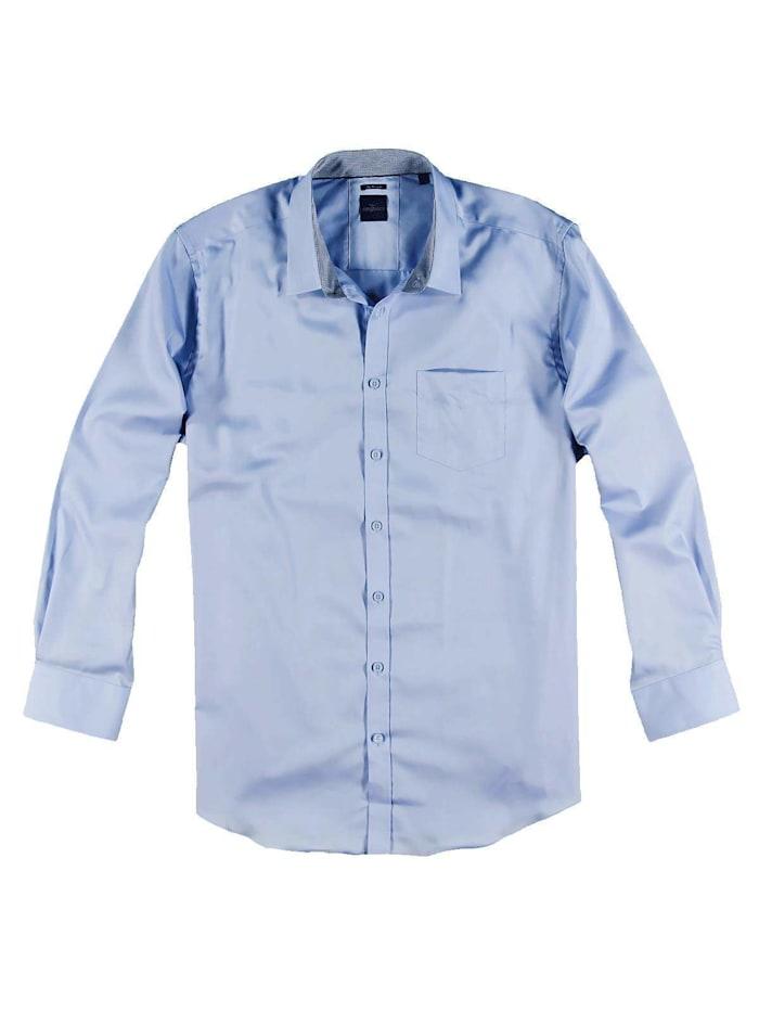 Engbers Hochwertiges Hemd aus der My Favorite Kollektion, Hellblau