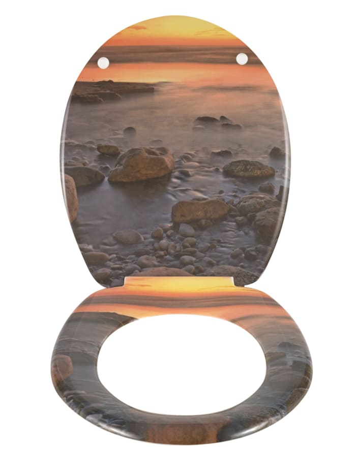 WC-Sitz Stone Shore