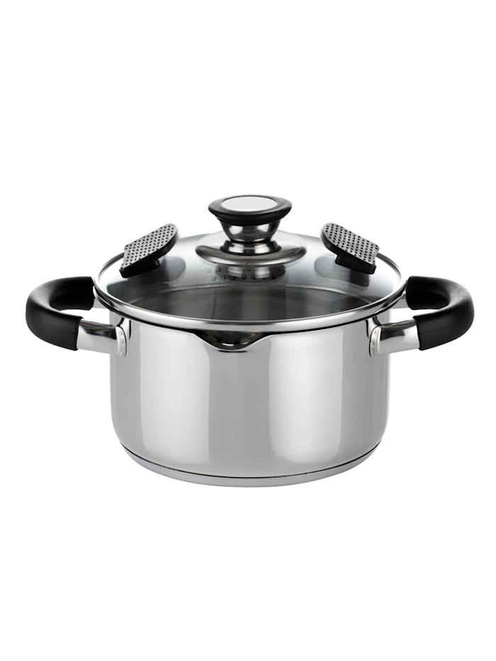 Krüger Pan, zilverkleur