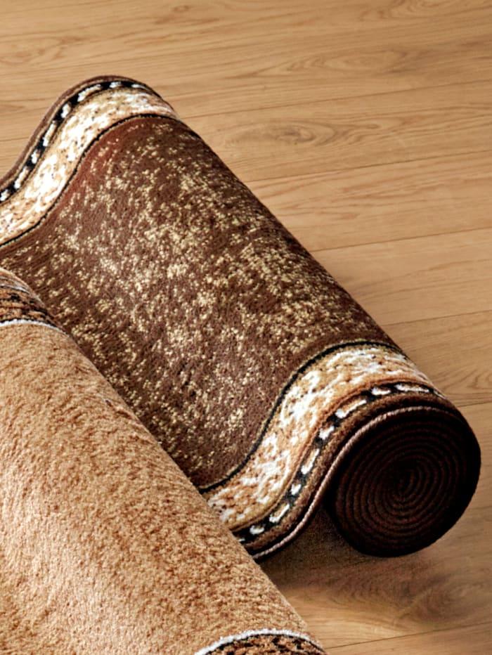 Tkaný koberec a běhoun 'Linus'