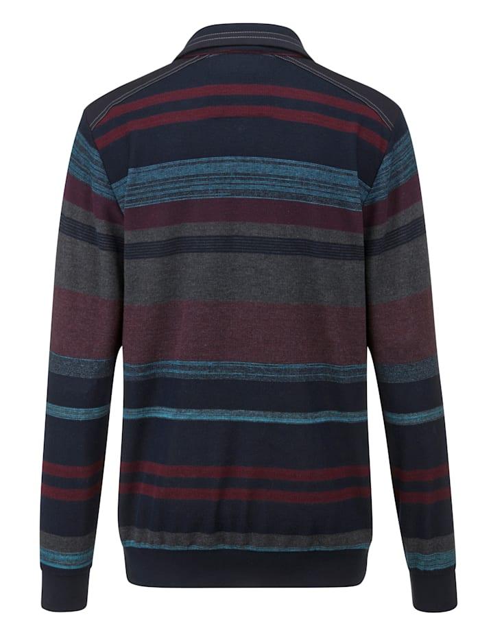 Sweatshirt zo zacht als flanel