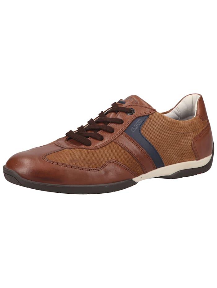 Lloyd Lloyd Sneaker, Braun/Blau