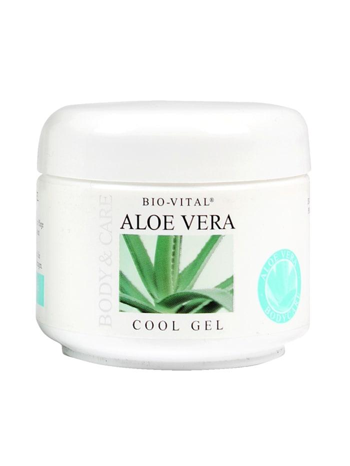 Aloe Vera Cool Gel 125ml, Weiß