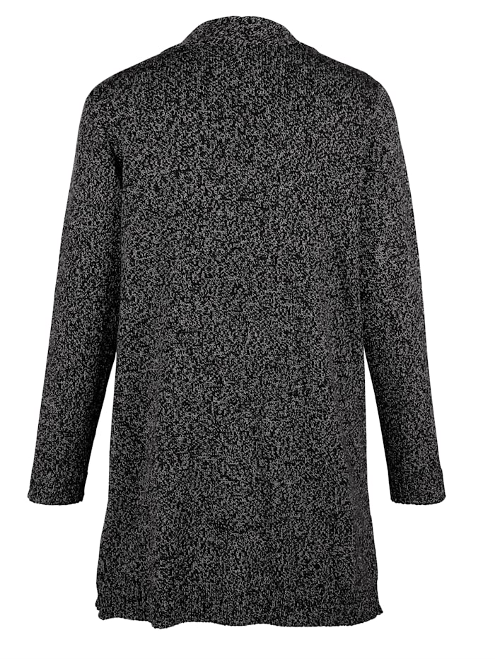 Lang vest in trendy model