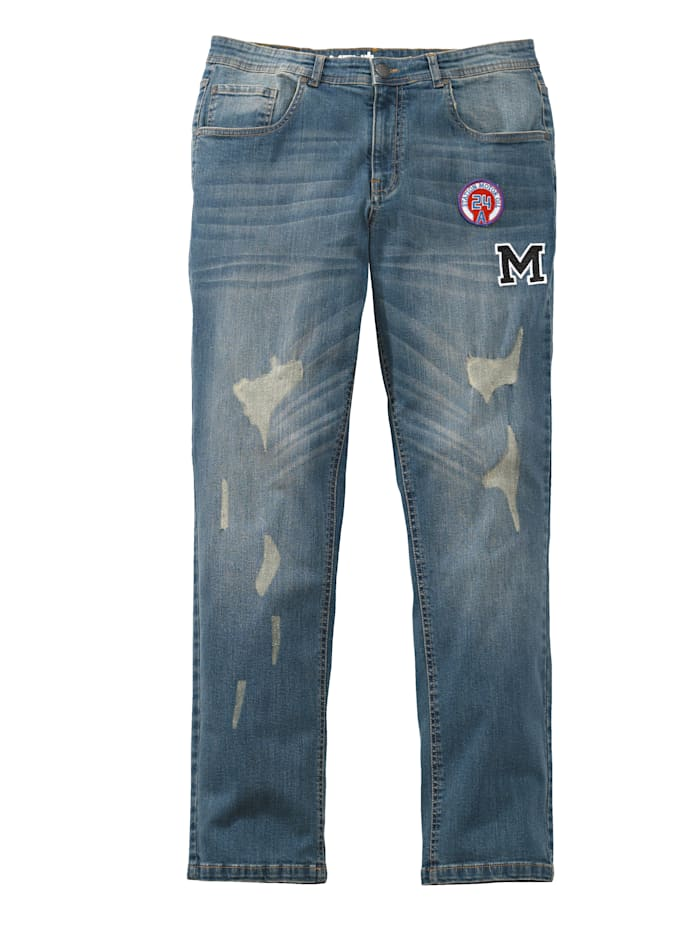 Men Plus Jeans, Blue stone