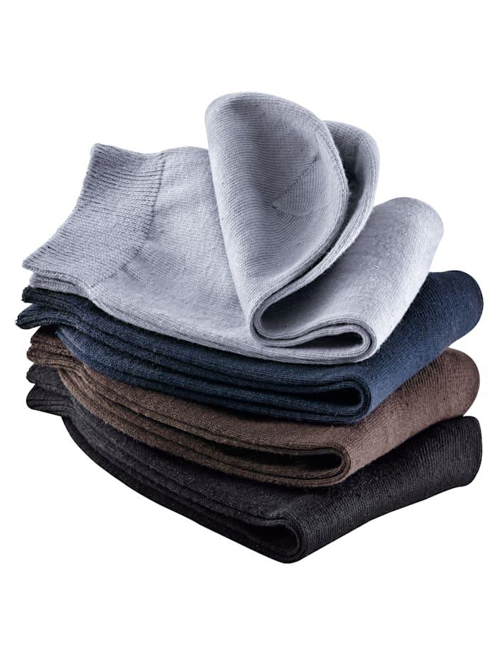 Chaussettes modèle classique, Multicolore