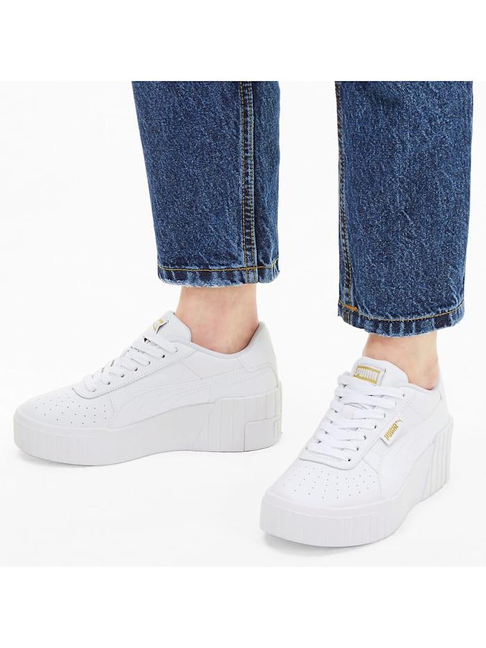 Cali Wedge Wn's Sneakers Low