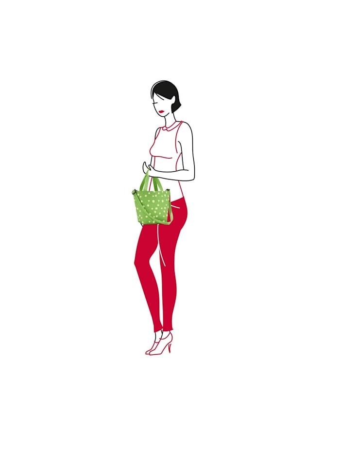 Reisenthel Einkaufstasche shopper XS, glencheck red