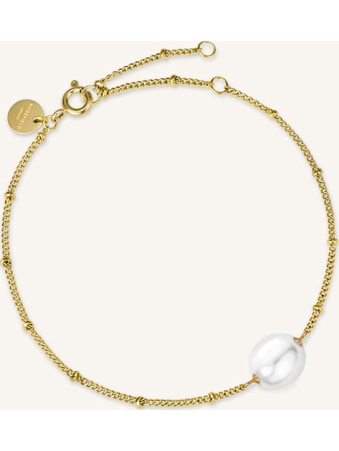 Rosefield Damen-Armband Edelstahl