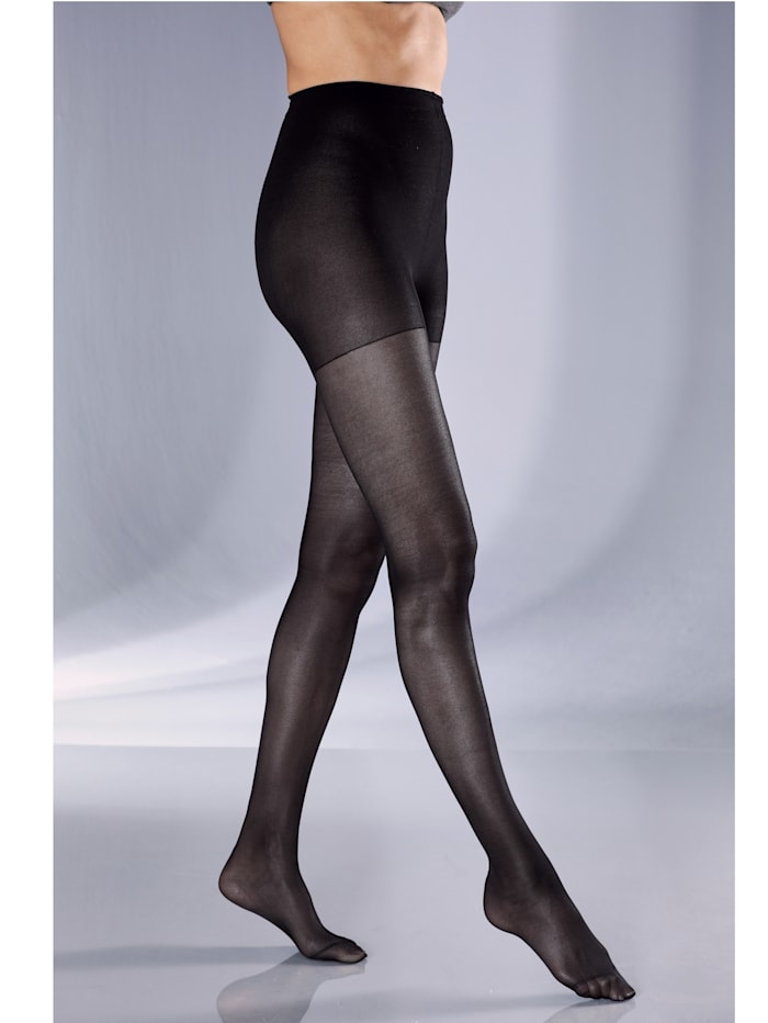 Tights with mild compression to encourage good circulation