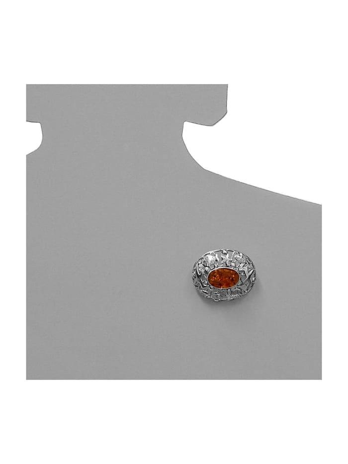 Brosche - Fischland 43x35 mm - Silber 925/000 -