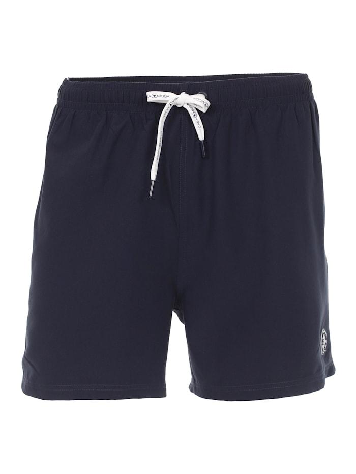 CASAMODA Shorts uni, Aquadunkelblau