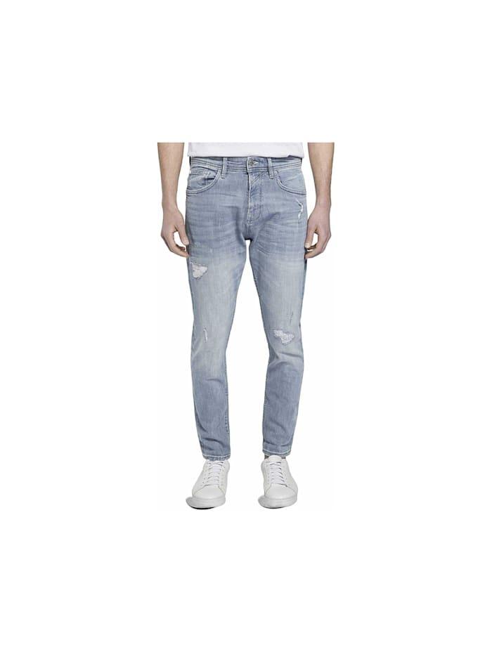 Tom Tailor Straight Leg Jeans Straight Leg Jeans, blau