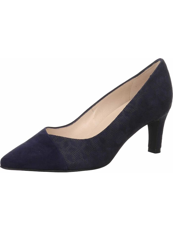 Peter Kaiser Pumps, blau