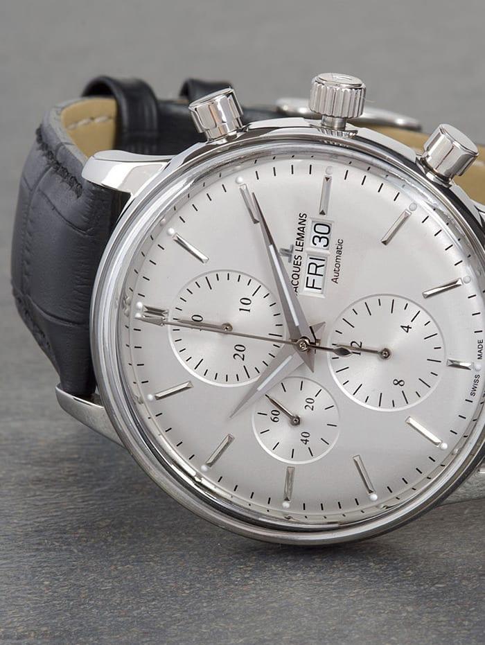 Herren-Uhr-Automatik-Chronograph Serie: Retro Classic Valjoux: N- 208A